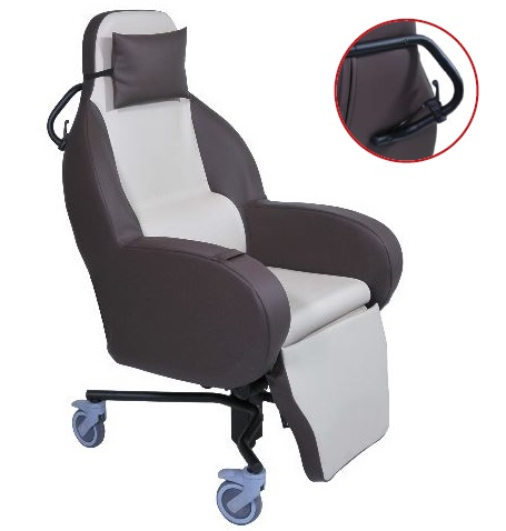 Fauteuil Coquille Integra M