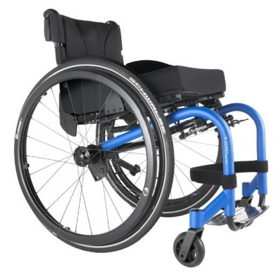 Fauteuil roulant Kuschall K Series Attract 90°
