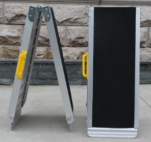 Rampe ergo pliable  rampe d acces amovible
