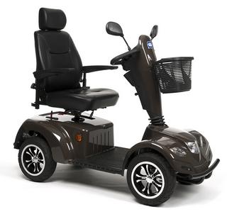 Scooter Carpo 2 VERMEIREN Brun