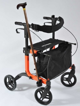 rollator neo confort avec canne