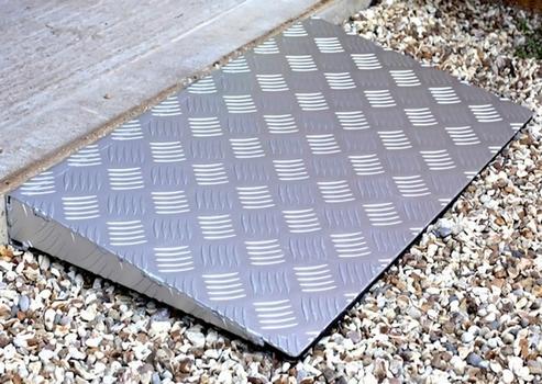 Rampe de seuil aluminium 1