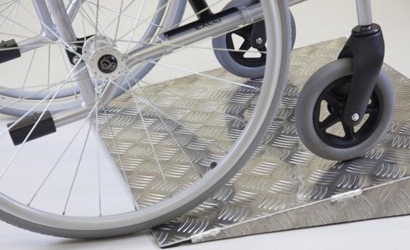 Rampe de seuil aluminium 2