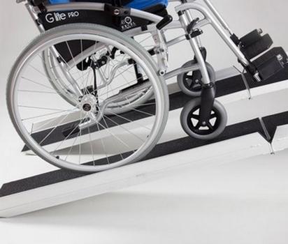 Rampe scooters et fauteuils roulants 3