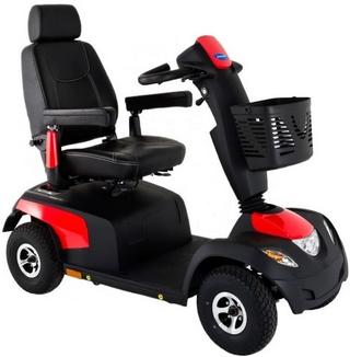 Invacare Comet Pro scooter electrique