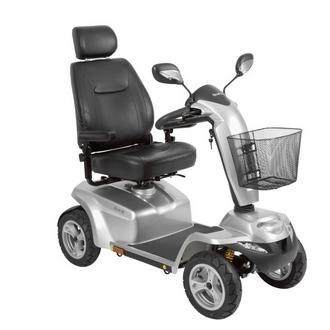 Otto Bock scooter electrique 4 roues Scott XL 15km/h