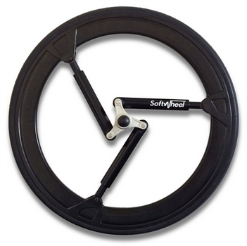 Roues arriere suspendues Softwheels Urban