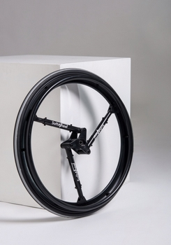 Roues arriere suspendues Softwheels Urban 3