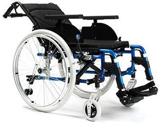 Fauteuil roulant Vermeiren V500 Dossier inclinable