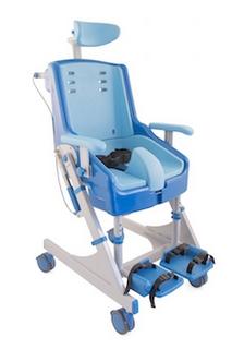 fauteuil pour douche et wc enfant seahorse - Siege De Douche Handicape