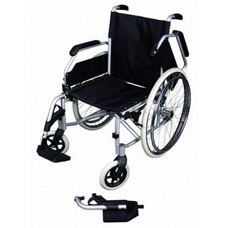 Fauteuil roulant aluminium ALBATROS pièces escamotables