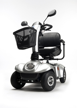 Scooter electrique 4 roues Eris VERMEIREN