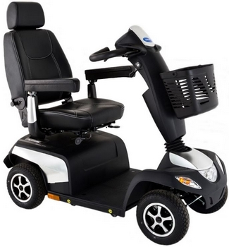 Scooter electrique INVACARE Orion pro 15 kmh
