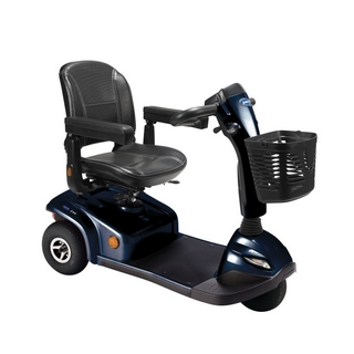 Invacare Leo scooter Electrique 3 roues