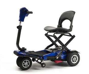 Scooter pliable Vermeiren SEDNA