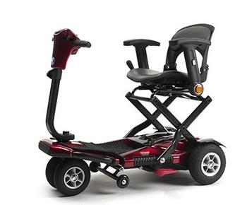 Scooter pliable Vermeiren SEDNA Premium