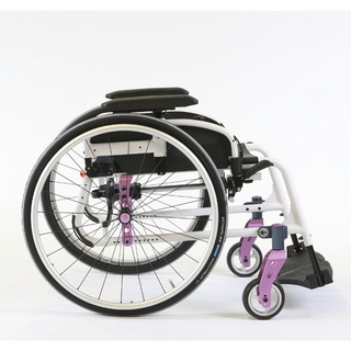 Fauteuil roulant Invacare Action 5 Teen Dossier Fixe 2