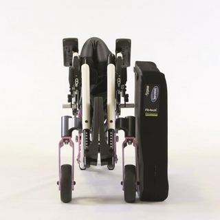 Fauteuil roulant Invacare Action 5 Teen Dossier Fixe 4