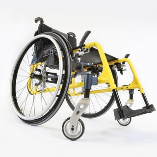 Fauteuil roulant Invacare Action 5 Teen Dossier Fixe 5