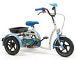 Tricycle Vermeiren Des 3 ans Modele Aqua